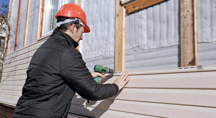 What New Materials do Siding Contractors Use?